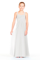 Bari Jay Junior Bridesmaid Dress 1803 (JR)-Ivory_