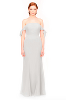 Bari Jay Bridesmaid Dress 1974 - Ivory