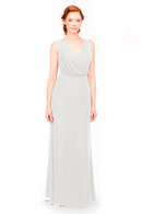 Bari Jay Bridesmaid Dress 1970 -Ivory