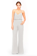 Bari Jay Jumpsuit Bridesmaid Dress 1964 - Ivory