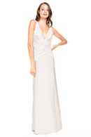 Bari Jay Bridesmaid Dress 2001 -Ivory