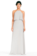 Bari Jay Bridesmaid Dress 1801-Ivory