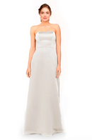 Bari Jay Bridesmaid Dress 1975 - Ivory
