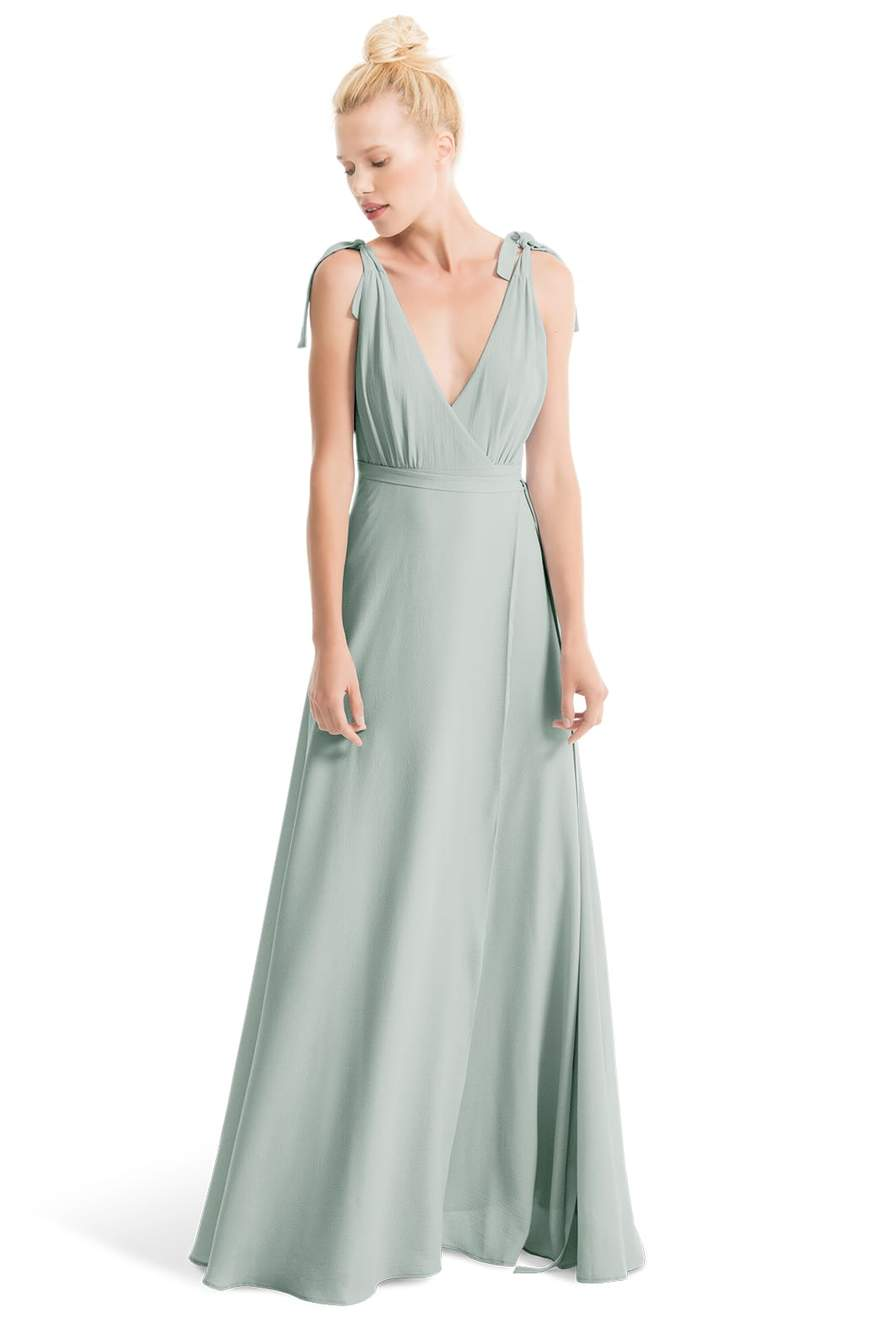 Joanna August Bridesmaid Dress Sophia Chiffon