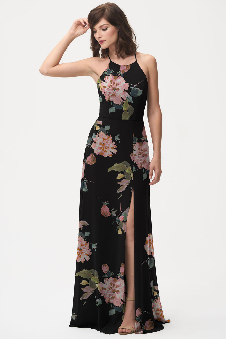 Jenny Yoo Bridesmaid Dress Kayla Print