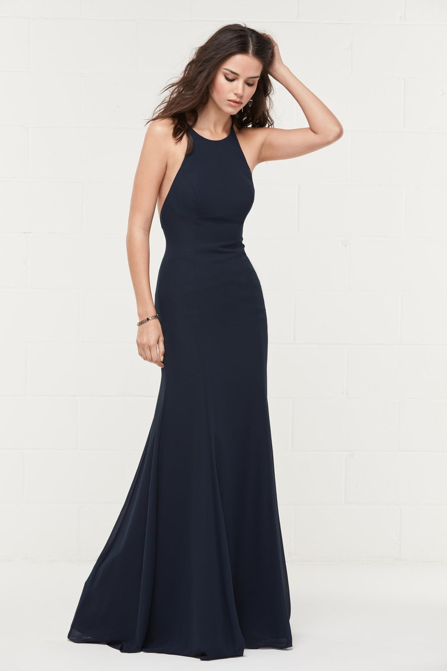 Wtoo by Watters Bridesmaid Dress Kenly front
