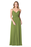 Bari Jay Bridesmaid Dress - 1606 IC-Kiwi