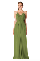 Bari Jay Bridesmaid Dress - 1723 IC-Kiwi