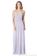 Lavender-Bari Jay Bridesmaid Dress - 1600