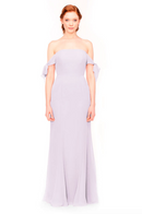 Bari Jay Bridesmaid Dress 1974 - Lavender