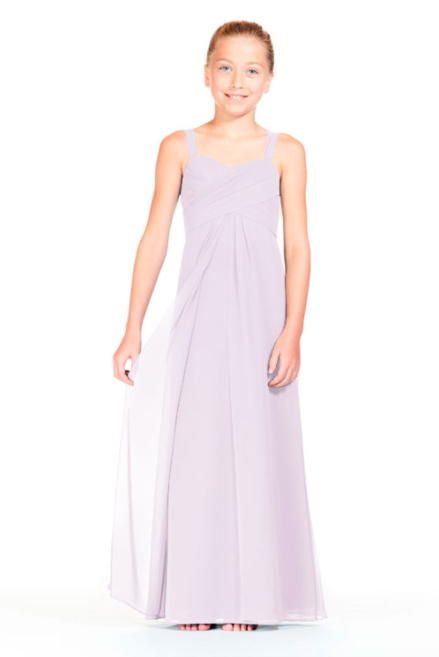 Bari Jay Junior Bridesmaid Dress 1803 (JR)-Lavender