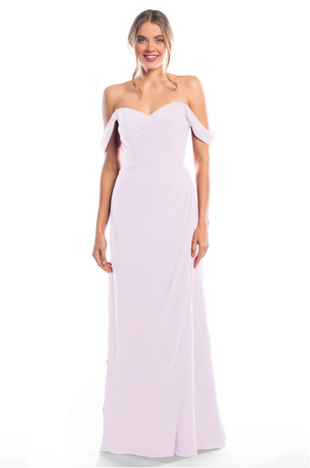 Bari Jay Bridesmaid Dress 2080 - Lavender