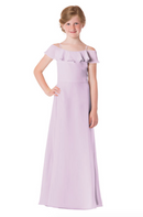 Bari Jay Junior Bridesmaid Dress - 1730(JR)-Lavender