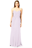 Bari Jay Bridesmaid Dress 1870 -Lavender
