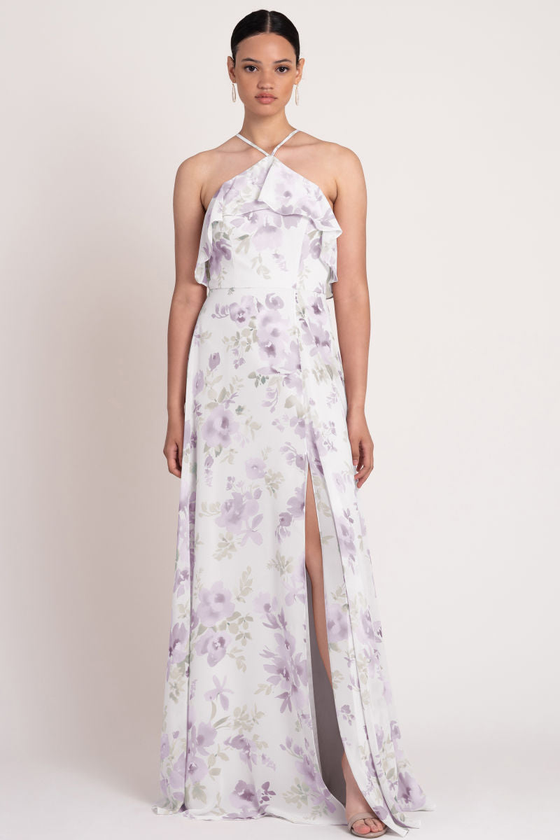 Jenny Yoo Bridesmaid Dress Jada Print