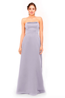 Bari Jay Bridesmaid Dress 1975 - Lilac