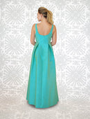 LulaKate Bridesmaid Dress Emily Dahlia Long