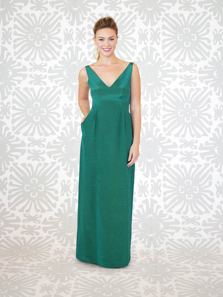 LulaKate Bridesmaid Dress Harper - Brunch Skirt Long