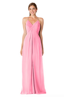 Bari Jay Bridesmaid Dress - 1723 IC-Melon