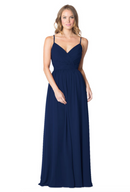 Bari Jay Bridesmaid Dress - 1606 IC-Midnight