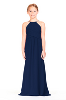 Bari Jay IC Junior Bridesmaid Dress - 1806 IC (JR)-Midnight