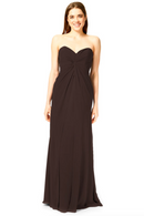 Bari Jay Bridesmaid Dress 1870 -Mink