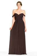 Bari Jay Bridesmaid Dress 1803 - Mink