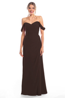 Bari Jay Bridesmaid Dress 2080 - Mink