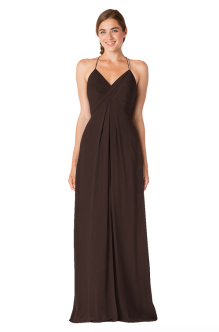 Bari Jay Bridesmaid Dress - 1723 BC-Mink