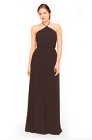 Bari Jay Bridesmaid Dress 1969 - Mink