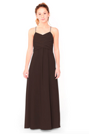 Bari Jay Junior Bridesmaid Dress 1962 - Mink