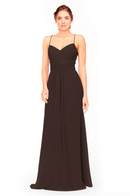 Bari Jay Bridesmaid Dress 1962 -Mink