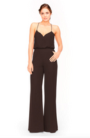 Bari Jay Jumpsuit Bridesmaid Dress 1964 - Mink