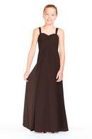 Bari Jay Junior Bridesmaid Dress 1803 (JR)-Mink