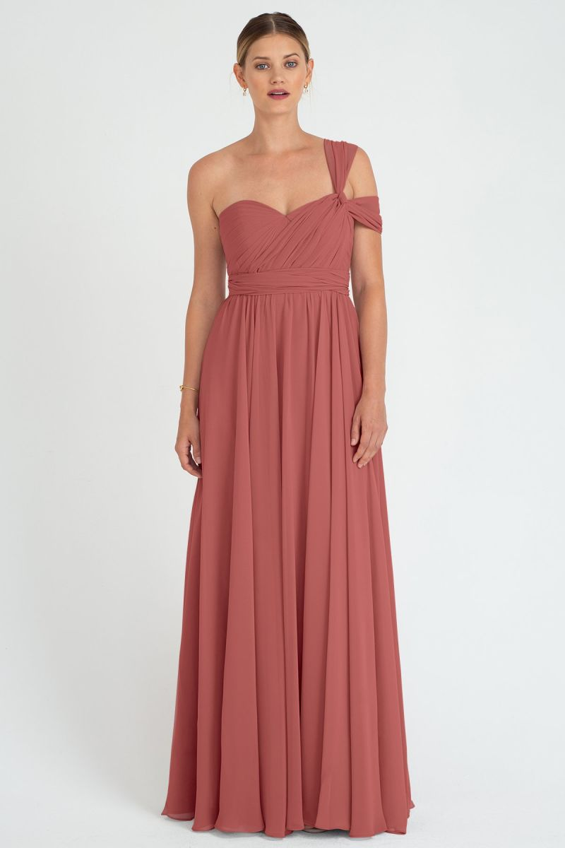 Jenny Yoo Convertible Bridesmaid Dress Mira
