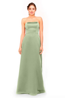 Bari Jay Bridesmaid Dress 1975 - Mist