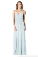 Mistyblue-Bari Jay Bridesmaid Dress - 1600