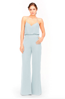 Bari Jay Jumpsuit Bridesmaid Dress 1964 - Mistyblu