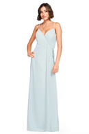 Bari Jay Bridesmaid Dress 2026 - Mistyblue