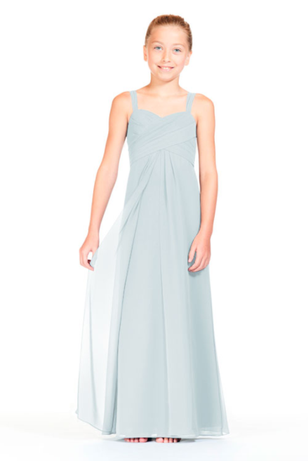 Bari Jay Junior Bridesmaid Dress 1803 (JR)-Mistyblue