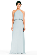 Bari Jay Bridesmaid Dress 1801-Mistyblue