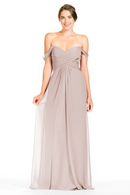 Bari Jay Bridesmaid Dress 1803 - Mocha