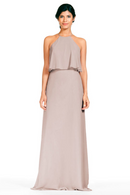 Bari Jay Bridesmaid Dress 1801-Mocha