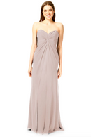 Bari Jay Bridesmaid Dress 1870 -Mocha