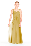 Bari Jay Junior Bridesmaid Dress 1803 (JR)-Mustard