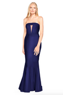 Bari Jay Bridesmaid Dress - 2008 Navy