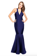 Bari Jay Bridesmaid Dress - 2009 Navy