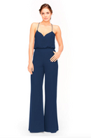 Bari Jay Jumpsuit Bridesmaid Dress 1964 - Navy