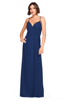 Bari Jay Bridesmaid Dress 2026 - Navy