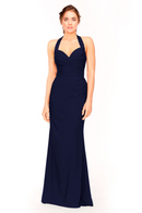 Bari Jay Bridesmaid Dress 1958 - Navy